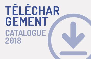 Téléchargement Catalogue 2018