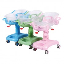 COLORED BABY CART